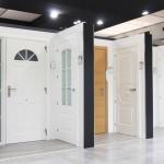 Exposición de puertas en Leganés